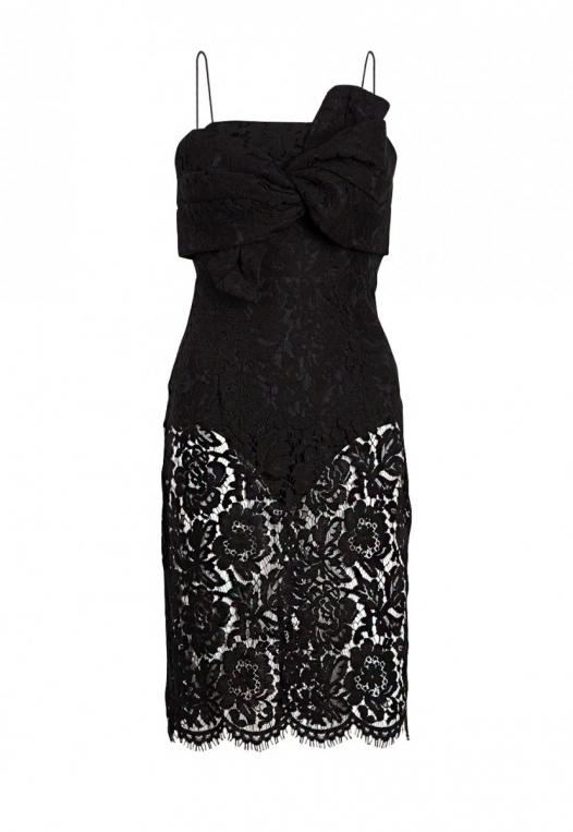 Atlantic Lace Front Tie Dress alternate img #7