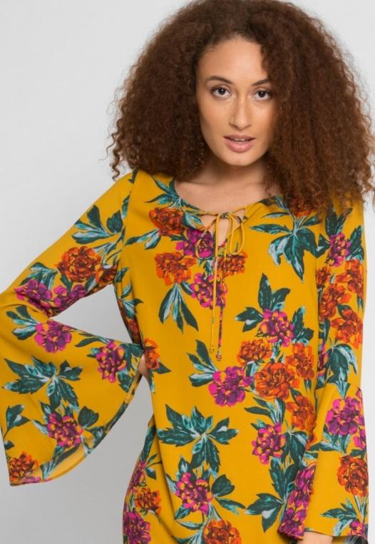 Winner Floral Dress alternate img #5