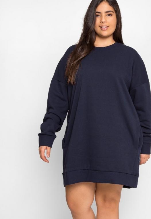 Plus Size Dream Round Neck Sweatshirt alternate img #5