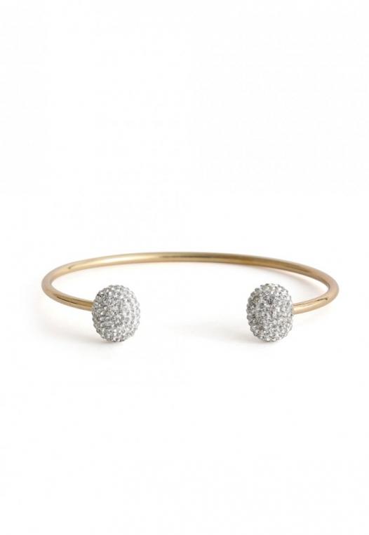 Gold Transmission Bracelet alternate img #1