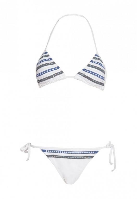 Ashmore Beaded Bikini Set alternate img #7