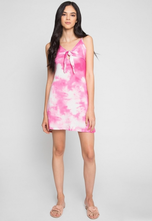 Stella Tie Dye Dress alternate img #4