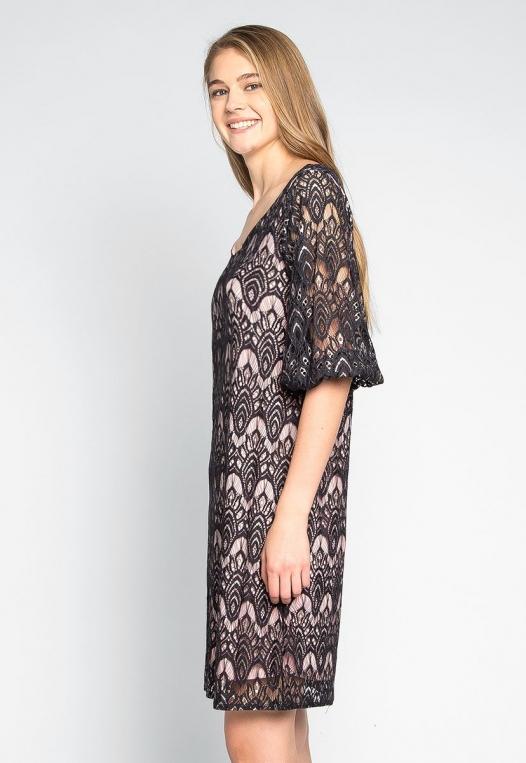 Melancholia Lace Mini Dress alternate img #3