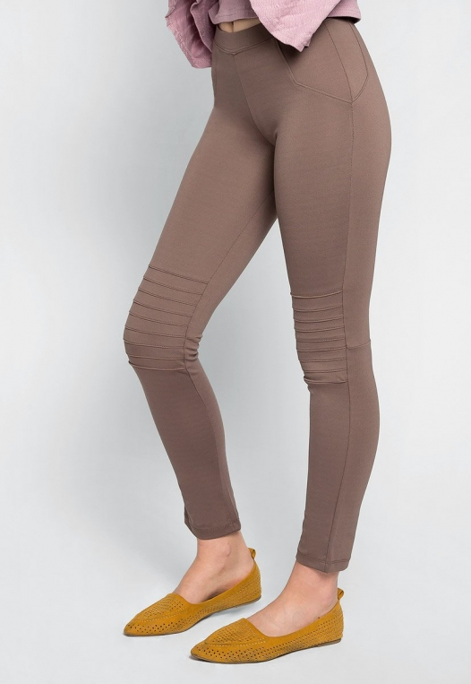 Make It a Double Leggings in Mocha alternate img #3