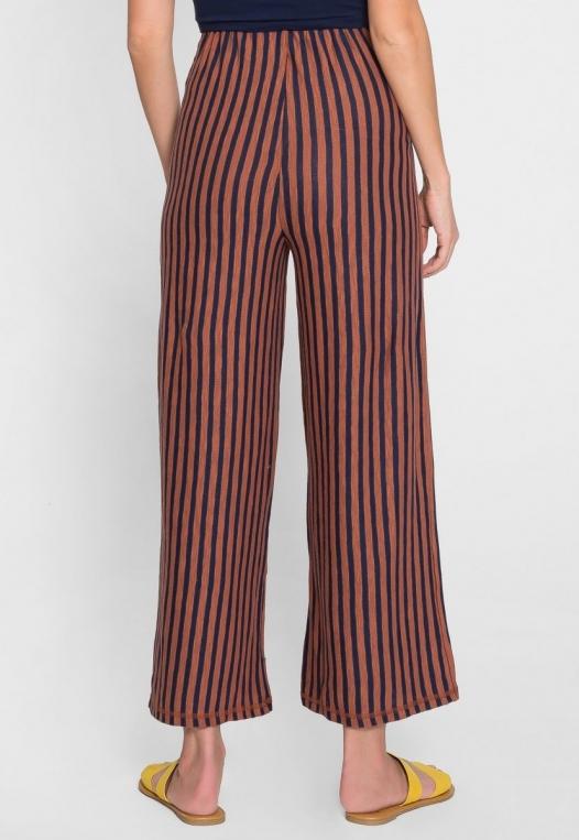 Fischer Side Tied Stripe Pants alternate img #3