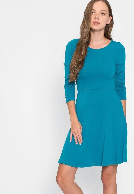 Mandy Floral Mini Dress alternate img #5