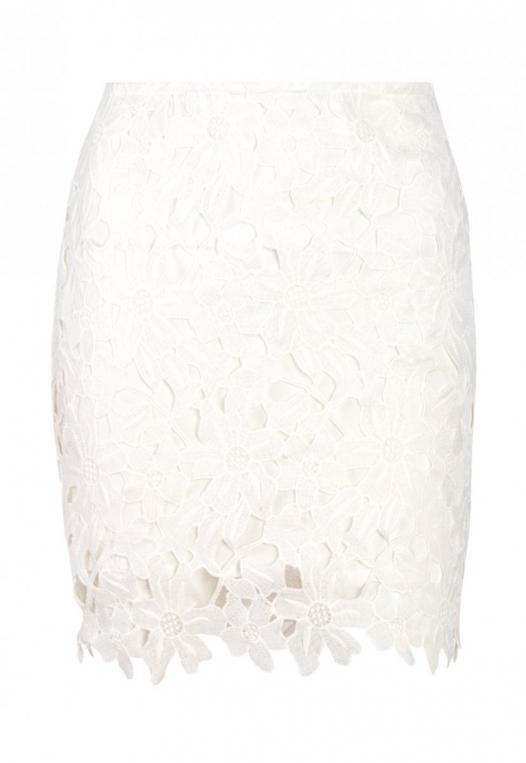 Dana Lace Mini Skirt alternate img #8