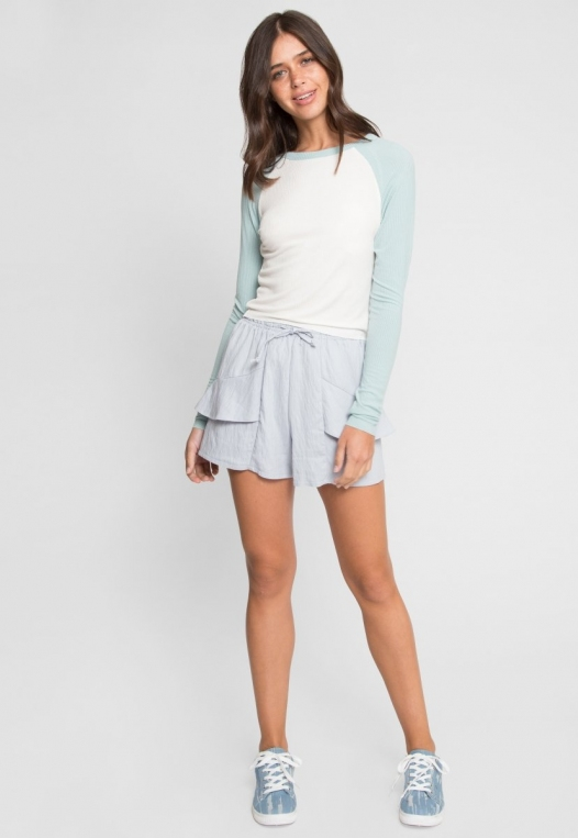 Strathmore Shorts in Gray alternate img #5