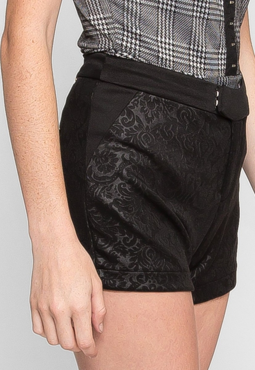 Heisen Printed Shorts alternate img #3