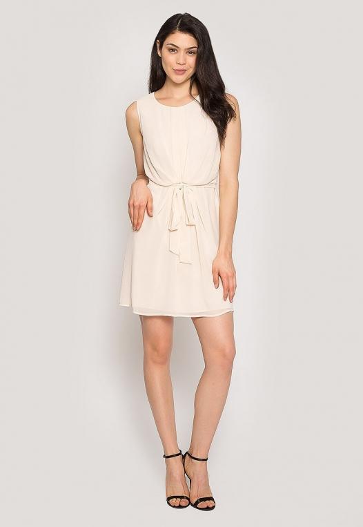 Love Lesson Pleated Dress alternate img #4