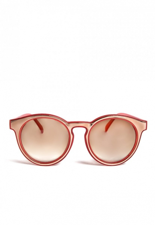 Explosion Round Sunglasses alternate img #2