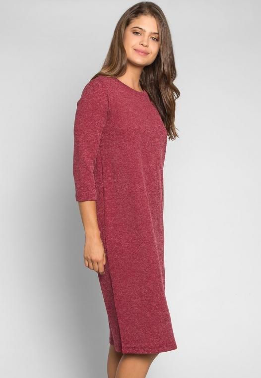 Fashionist Midi Sweater Dress alternate img #3