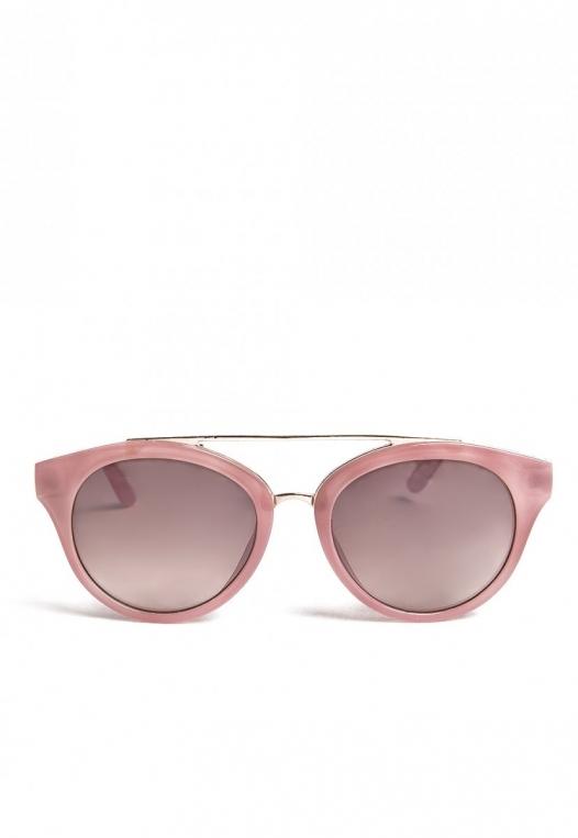 Bubble Gum Cat Eye Sunglasses alternate img #2