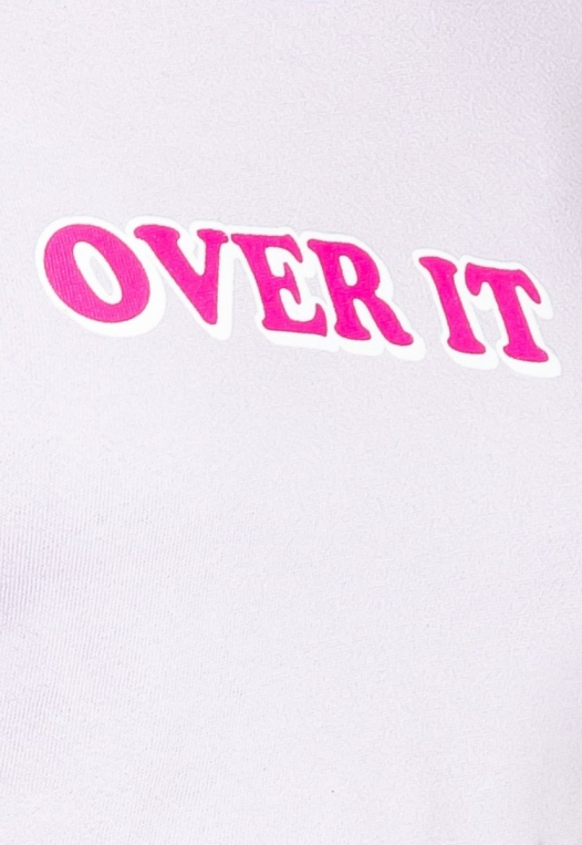 Over It Drop Shoulder Graphic Pullover alternate img #7