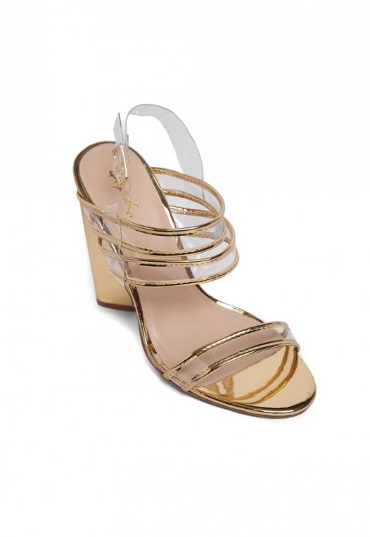 Enchanting Party Strap Sandals alternate img #4