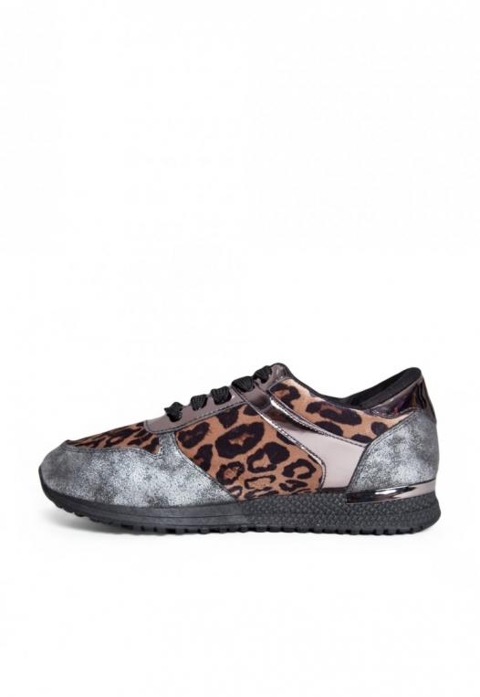 Fearless Animal Print Sneakers alternate img #3