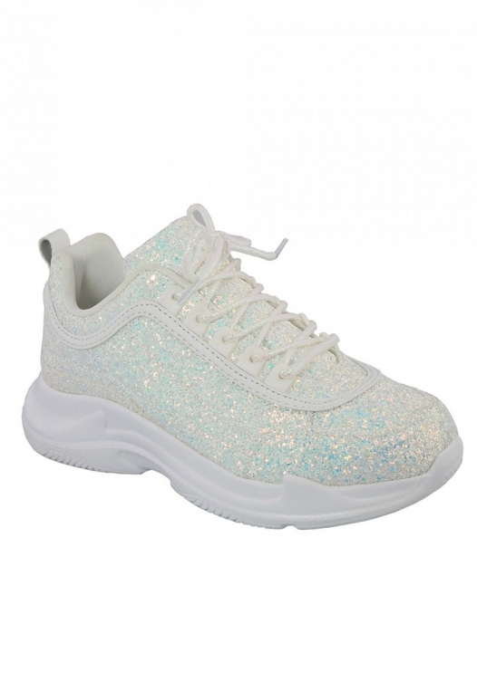 Glitter Dust Dad Sneakers alternate img #1
