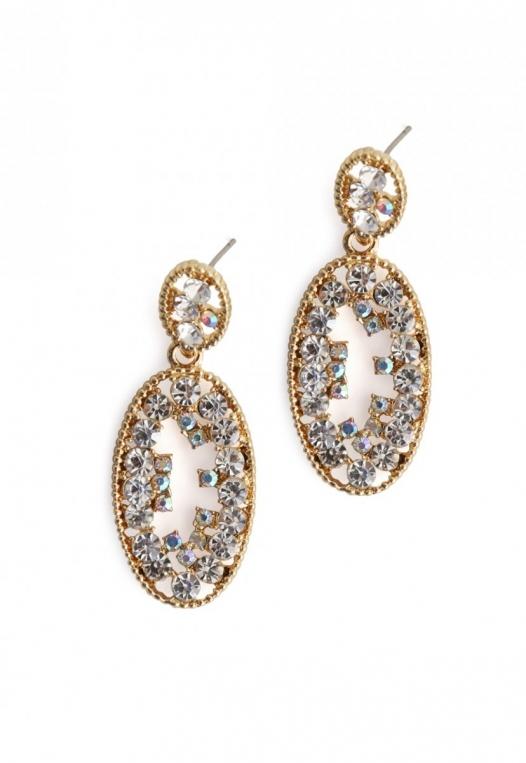 My Treasure Stone Earrings alternate img #1