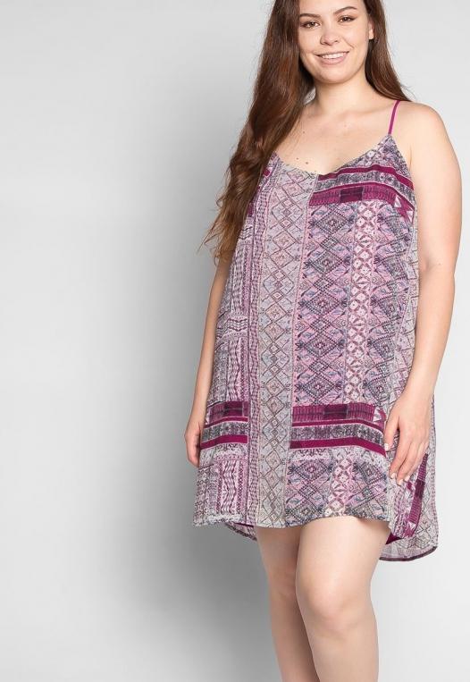 Plus Size California Love Mini Dress alternate img #5