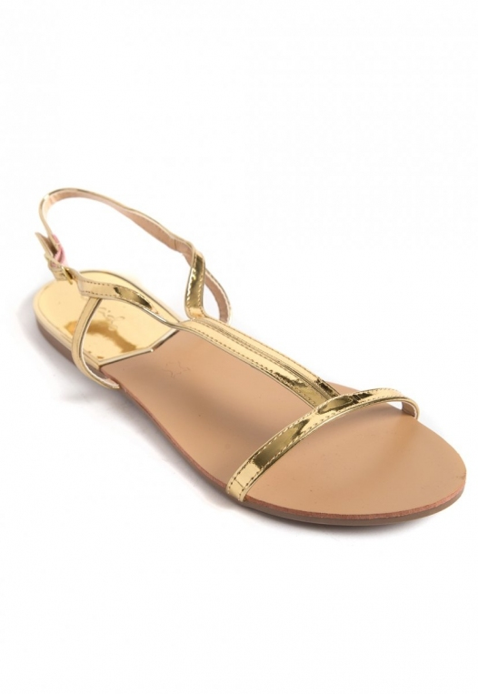 Shine T-Strap Sandals alternate img #4