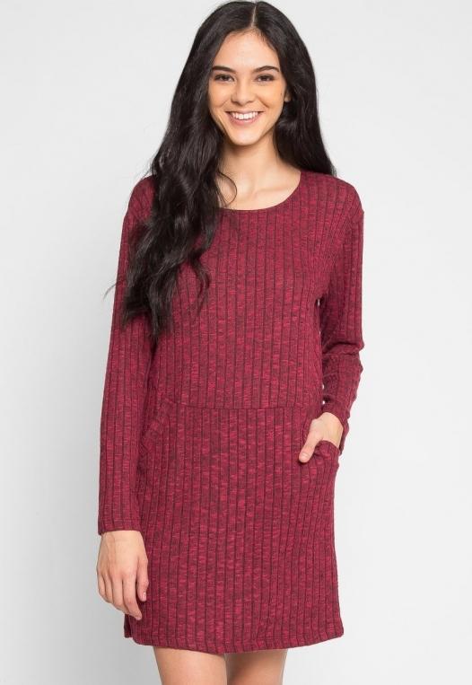 Daisy Textured Knit Dress alternate img #2
