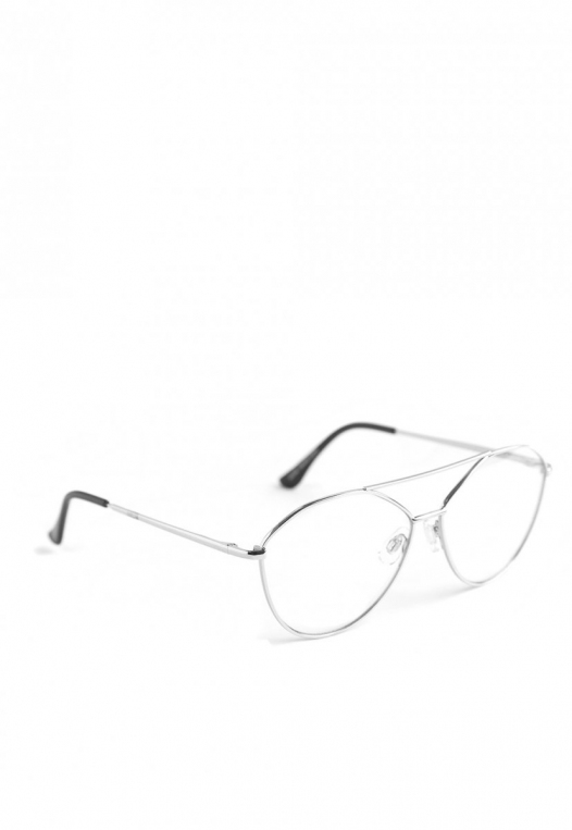 Beauty Wire Frame Aviator Sunglasses alternate img #2