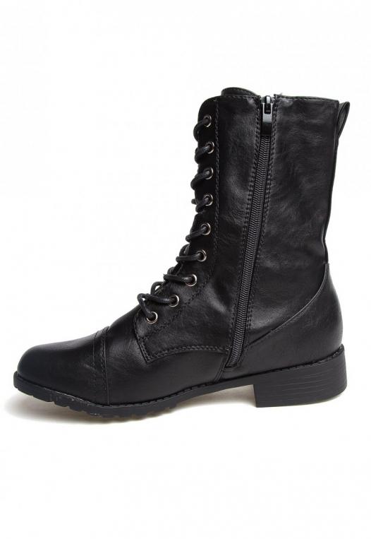 Beatriz Combat Boots alternate img #3