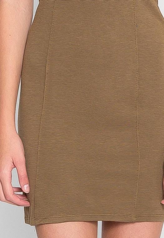 Olive Branch Mini Dress alternate img #6