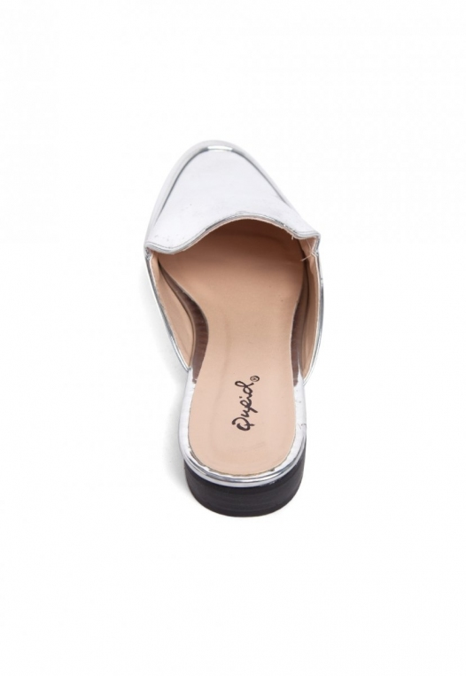 Pixie Metal Mule Slippers alternate img #4