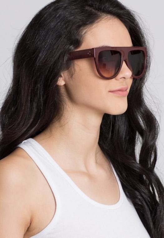 Moreno Valley Flat Top Sunglasses alternate img #1