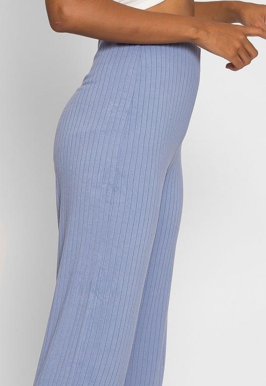 Day In Knit Pants in Light Blue alternate img #6