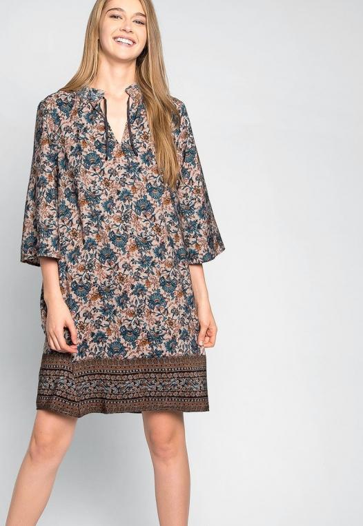Aurora Boho Tunic Dress alternate img #5