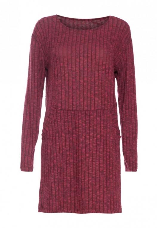 Daisy Textured Knit Dress alternate img #8