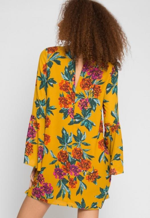 Winner Floral Dress alternate img #3