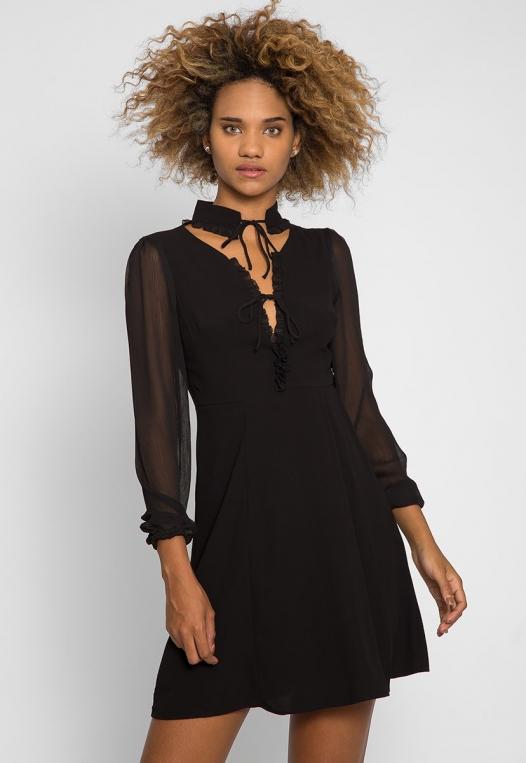 Lolita Flare Dress alternate img #1