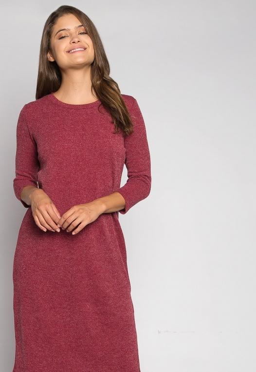 Fashionist Midi Sweater Dress alternate img #5