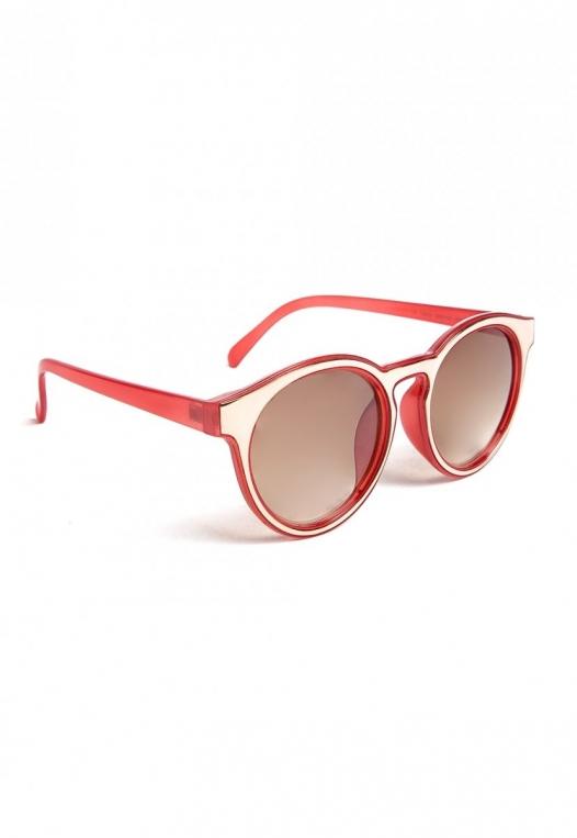 Explosion Round Sunglasses alternate img #4