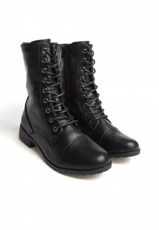 Beatriz Combat Boots alternate img #5