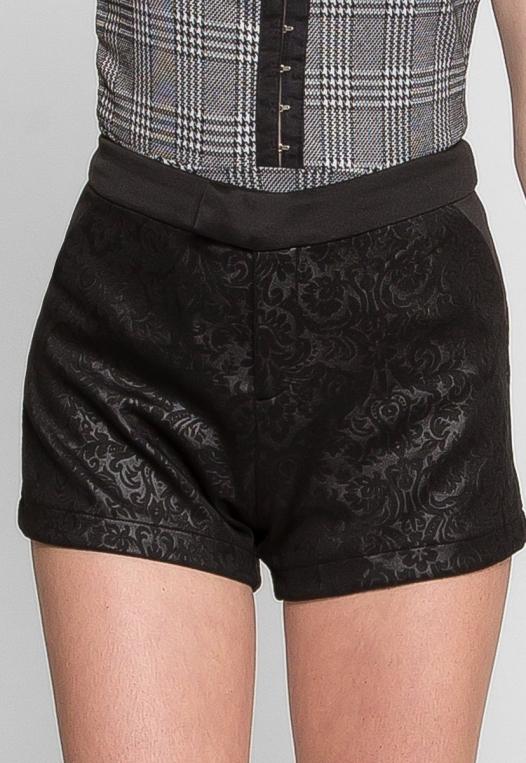 Heisen Printed Shorts alternate img #2