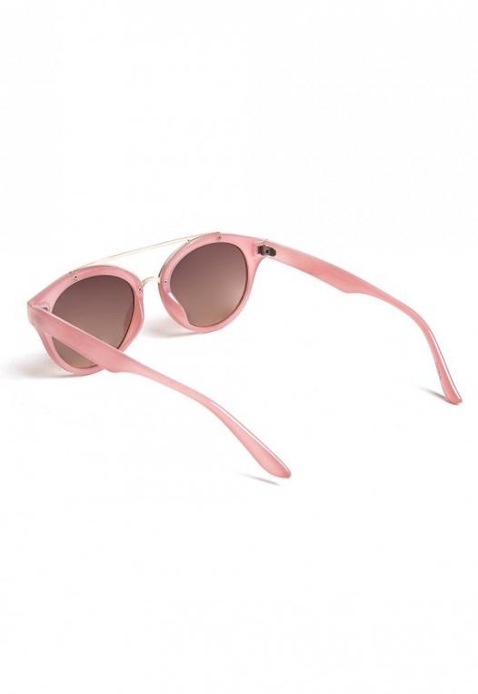 Bubble Gum Cat Eye Sunglasses alternate img #3