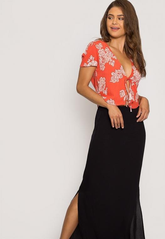 Disposition Maxi Skirt alternate img #5
