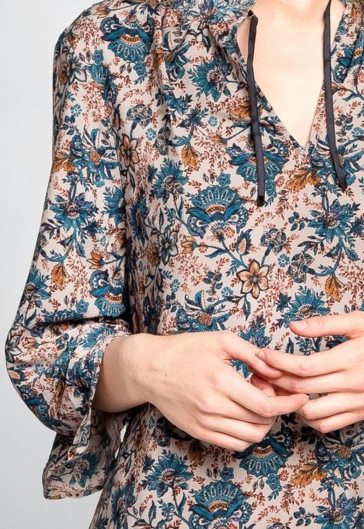 Aurora Boho Tunic Dress alternate img #6
