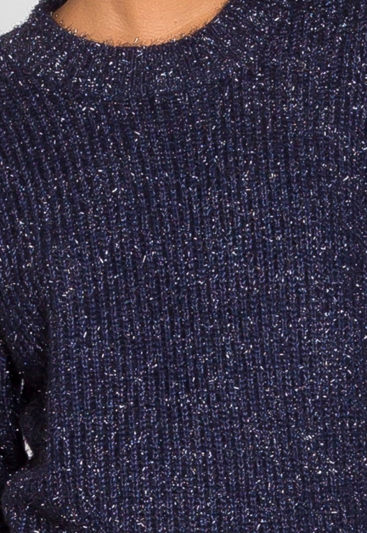 Dress You Up Tinsel Sweater alternate img #6
