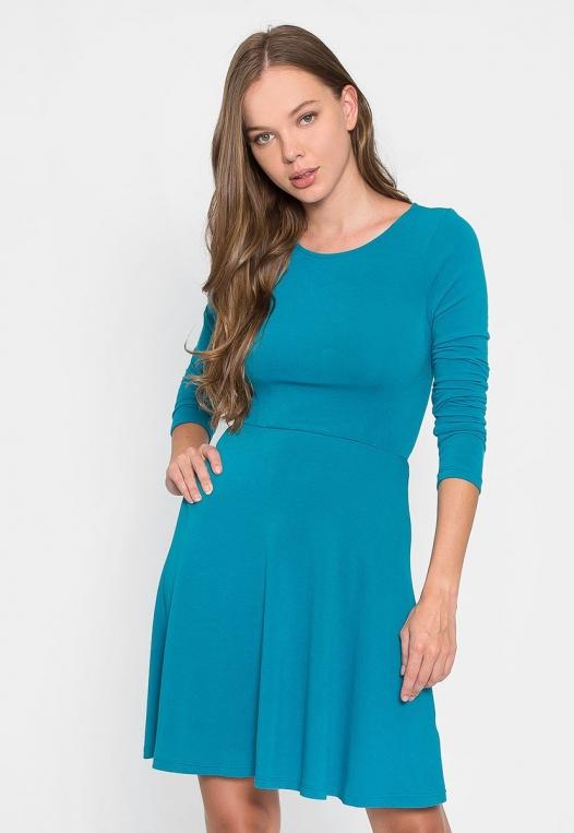 Mandy Floral Mini Dress alternate img #3