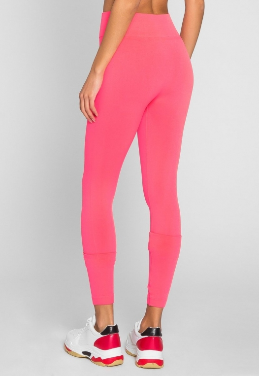 Emery High Waist Leggings in Pink alternate img #5