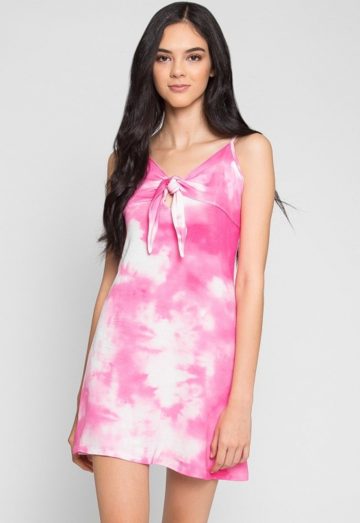 Stella Tie Dye Dress alternate img #1
