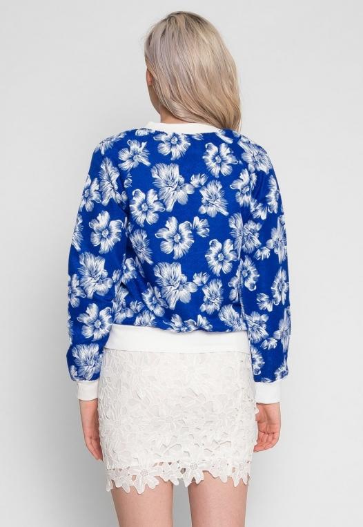 Dana Lace Mini Skirt alternate img #4