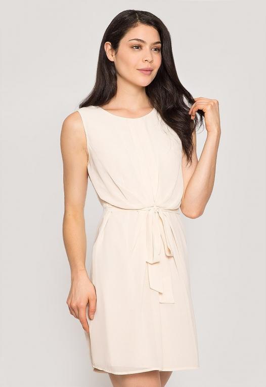 Love Lesson Pleated Dress alternate img #1