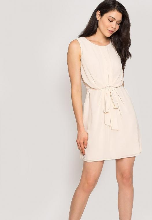 Love Lesson Pleated Dress alternate img #5