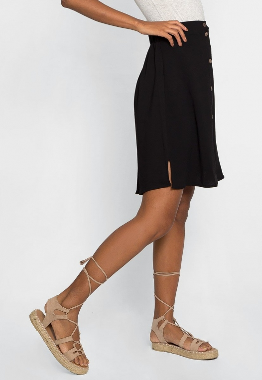 Sweet Lily A-Line Skirt alternate img #4
